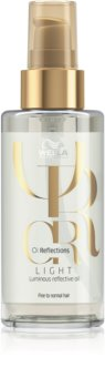 Wella Professionals Oil Reflections Radiantolie for skinnende og blødt hår