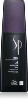 Wella Professionals SP Men Refresh Tonic kasvovesi Kaikille Hiustyypeille