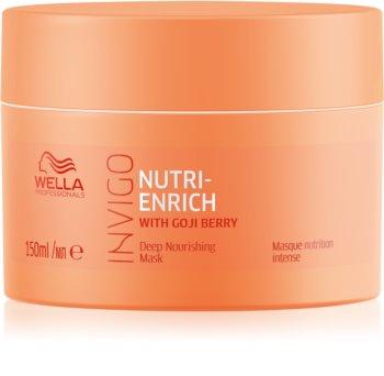 Wella Professionals Invigo Nutri - Enrich Djupt närande mask för hår