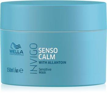 Wella Professionals Invigo Senso Calm masque cheveux pour cuir chevelu sensible
