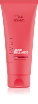 Wella Professionals Invigo Color Brilliance Conditioner für dichtes gefärbtes Haar