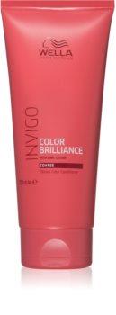 Wella Professionals Invigo Color Brilliance Hoitoaine Paksuille Värjätyille Hiuksille