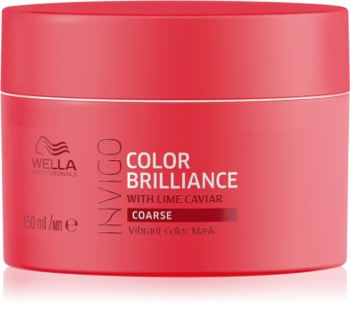 Wella Professionals Invigo Color Brilliance Maske für dichtes gefärbtes Haar