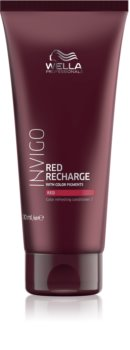 Wella Professionals Invigo Red Recharge après-shampoing rénovateur de couleur pour cheveux roux