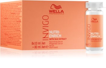 Wella Professionals Invigo Nutri-Enrich Deeply Nourishing and Moisturising Serum for Hair