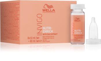 Wella Professionals Invigo Nutri-Enrich sérum nourrissant et hydratant en profondeur pour cheveux