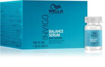 Wella Professionals Invigo Balance Serum Serum für schüttere und ausfallende Haare