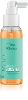 Wella Professionals Invigo Volume Booster haar concentraat voor Meer Volume