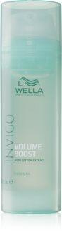 Wella Professionals Invigo Volume Boost Maske für die Haare für mehr Volumen