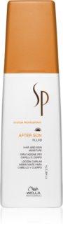 Wella Professionals SP After Sun Fluid für von der Sonne überanstrengtes Haar