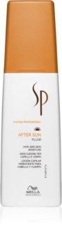 Wella Professionals SP After Sun fluid pro vlasy namáhané sluncem