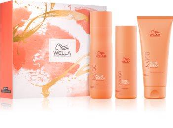 Wella Professionals Invigo Nutri-Enrich set cadou (pentru toate tipurile de păr)
