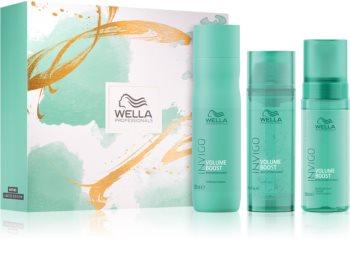 Wella Professionals Invigo Volume Boost zestaw kosmetyków (do zwiększenia objętości)