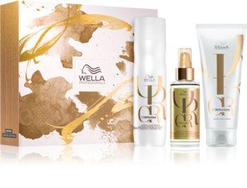 Wella Professionals Oil Reflections kosmetická sada (pro výživu a lesk)