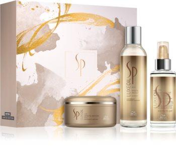 Wella Professionals SP Luxe Oil coffret cadeau (pour cheveux abîmés)