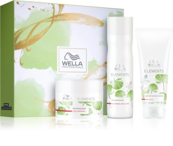 Wella Professionals Elements подаръчен комплект (за увредена коса)