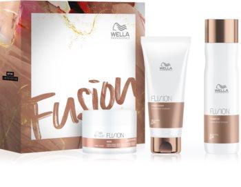 Wella Professionals SP Luxe Oil set cadou (tratament pentru par deteriorat)