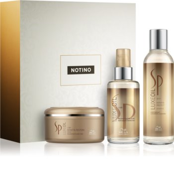 Wella Professionals SP Luxe Oil dárková sada I. (pro poškozené vlasy) pro ženy