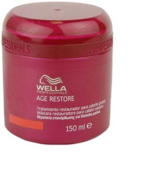 Wella Professionals Age Restore mascarilla para cabello duro, áspero y seco