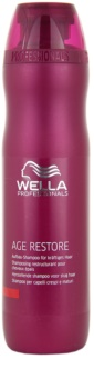 Wella Professionals Age Restore Shampoo For Thick, Coarse And Dry Hair