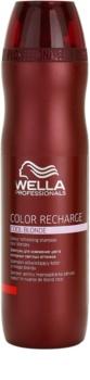 Wella Professionals Color Recharge champú violeta para tonos rubios fríos