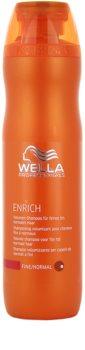 Wella Professionals Enrich champú para dar volumen