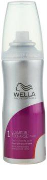 Wella Professionals Finish Glamour Recharge sprej pro barvené vlasy