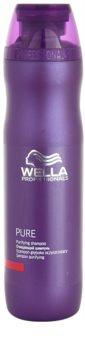 Wella Professionals Pure champú limpiador para todo tipo de cabello