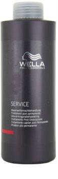 Wella Professionals Service tratamento capilar para cabelo com permanente