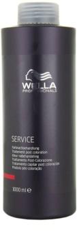 Wella Professionals Service θεραπεία για βαμμένα μαλλιά