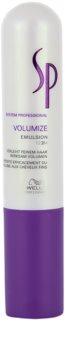 Wella Professionals SP Volumize emulsione per capelli delicati e mosci