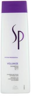 Wella Professionals SP Volumize champú para cabello fino y lacio