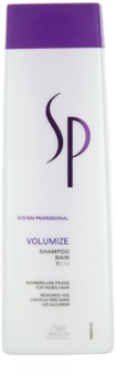 Wella Professionals SP Volumize Shampoo für sanfte und müde Haare