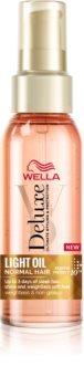 Wella Deluxe Light Oil Ulei nutritiv pentru păr