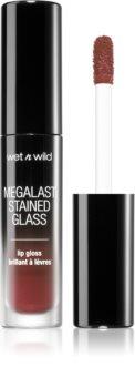 Wet n Wild MegaLast Stained Glass brillant à lèvres longue tenue