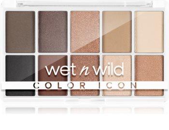 Wet n Wild Color Icon 10-Pan palette de fards à paupières