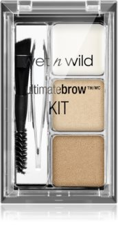 Wet n Wild Ultimate Brow kit sourcils parfaits