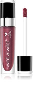 Wet n Wild MegaLast Liquid Catsuit rouge à lèvres liquide métallisé