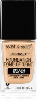 Wet n Wild Photo Focus Maquilhagem matificante em fluído