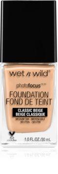 Wet n Wild Photo Focus mattierendes Make up-Fluid