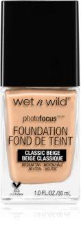 Wet n Wild Photo Focus матиращ флуид фон дьо тен