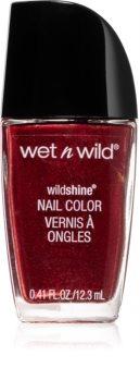 Wet n Wild Wild Shine jól fedő körömlakk