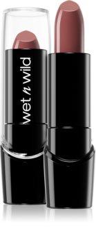 Wet N Wild Silk Finish Satin Lipstick
