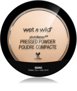 Wet n Wild Photo Focus компактна пудра