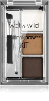 Wet n Wild Ultimate Brow sada pro dokonalé obočí