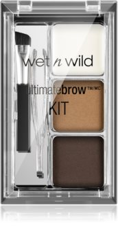 Wet n Wild Ultimate Brow szett a tökéletes szemöldökért