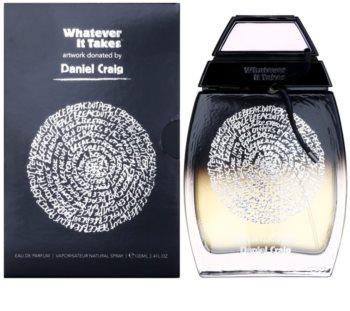 Whatever It Takes Daniel Craig eau de parfum para homens 100 ml