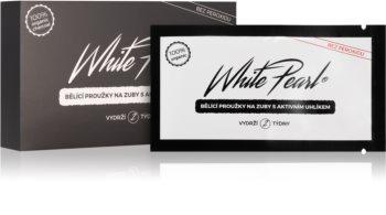 White Pearl Charcoal trakice za izbjeljivanje zuba