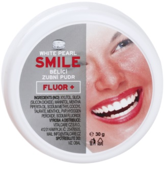 White Pearl Smile polvere dentale sbiancante