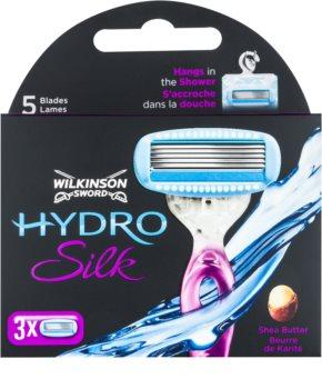 Wilkinson Sword Hydro Silk náhradní břity